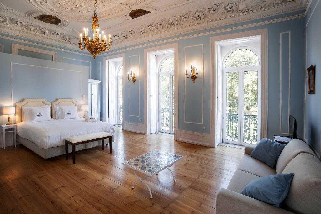 casa do principe lisbon online booking viamichelin. Black Bedroom Furniture Sets. Home Design Ideas