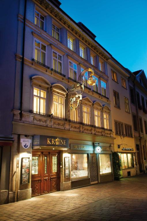Sorell hotel krone winterthur online booking viamichelin for Sorell hotel krone