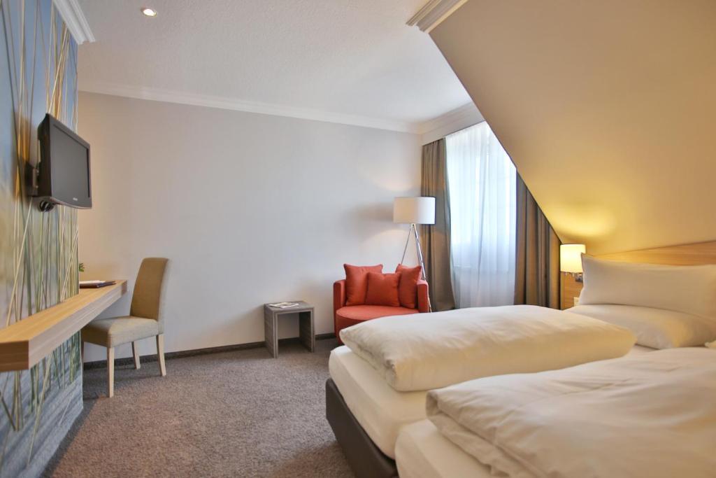 Hotel Spa Rosenburg Husum