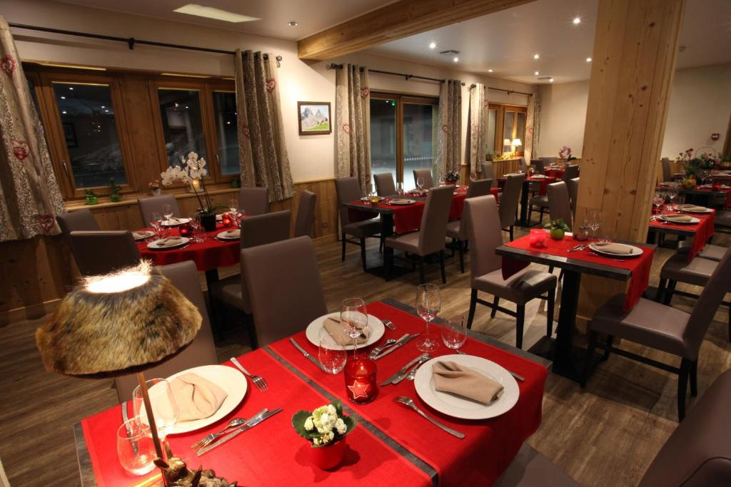 Hotel Restaurant Saint Jean De Maurienne