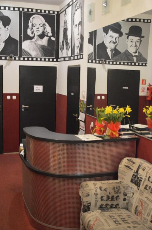 noclegi Kraków Hostel B Movie