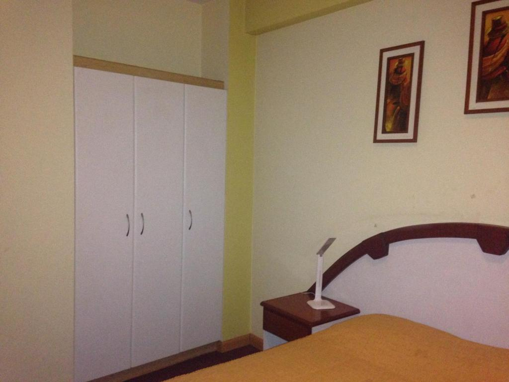 Double Room Hotel Houston Oruro