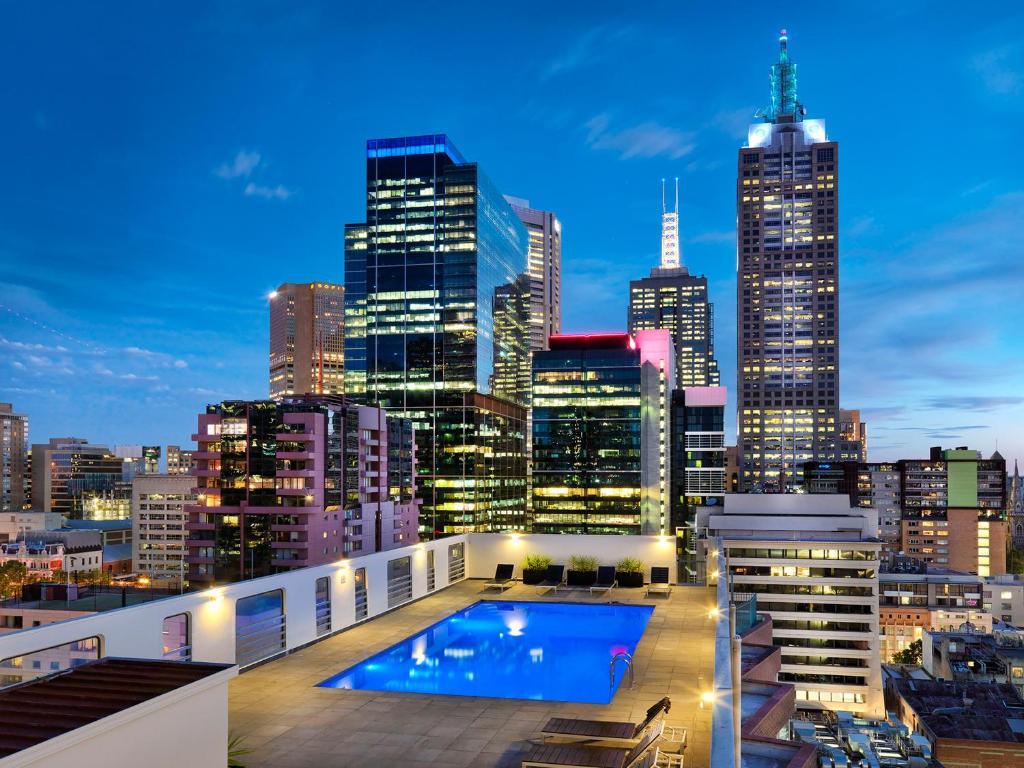 Hotel Grand Chancellor Melbourne