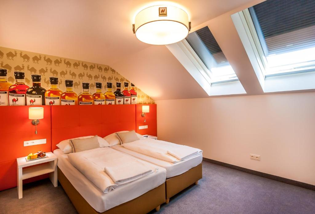 Hotel Donauwalzer Wien