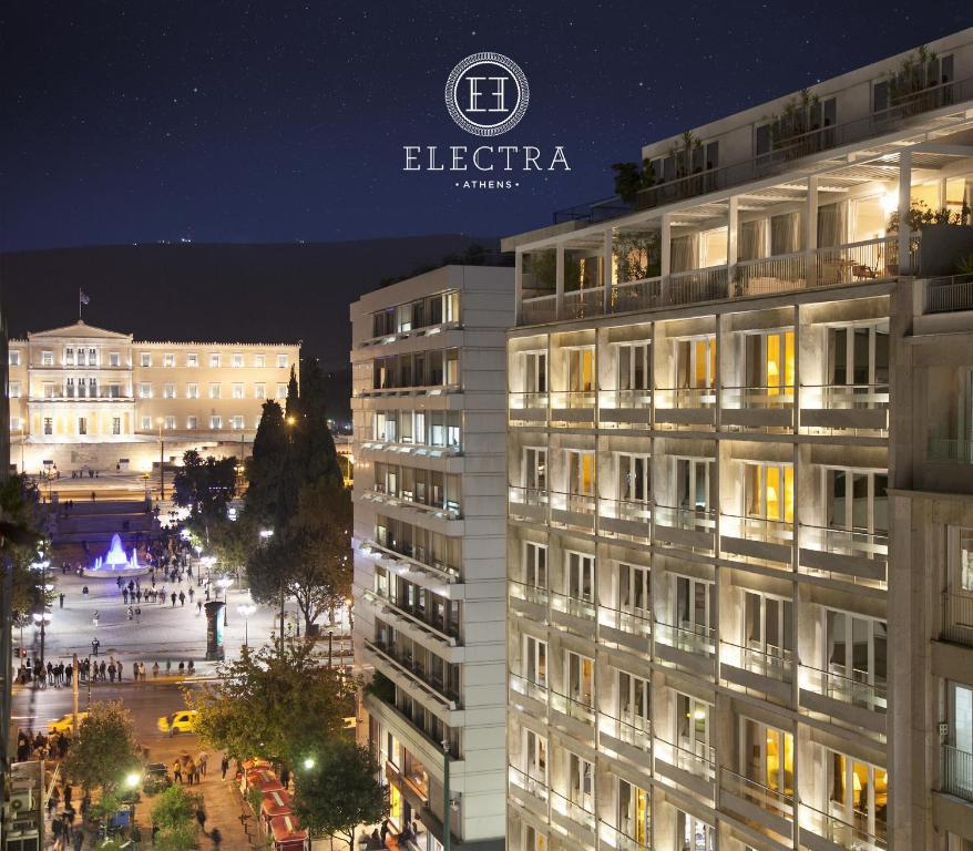 Electra Hotel Athens, 105 63 Athen