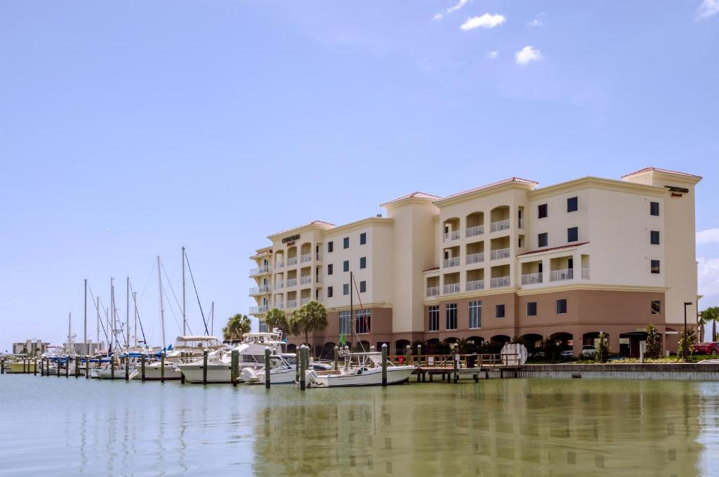 Courtyard Marriott Madeira Beach Fl