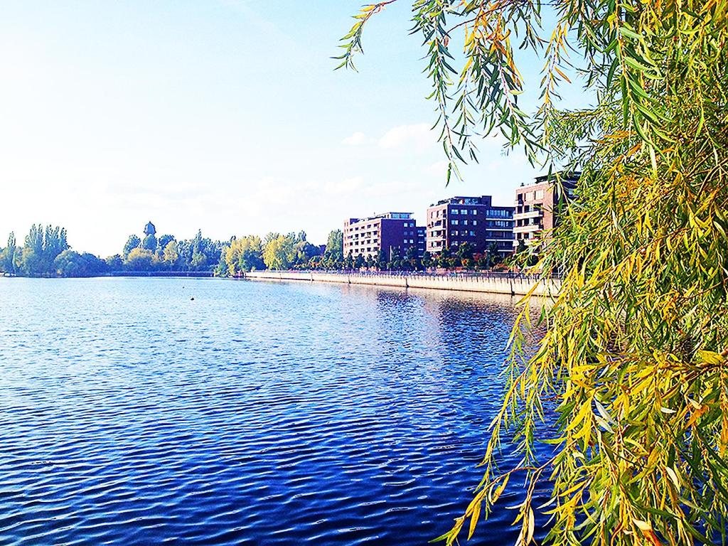 Apartments Rummelsburger Bucht am Ostkreuz