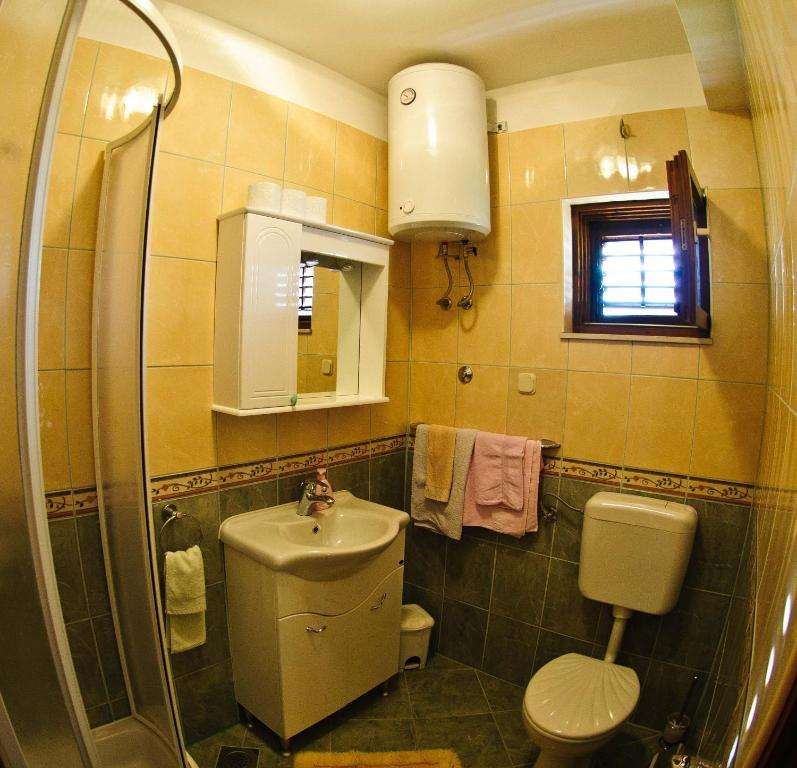 Double Room with Sea View House Iliskovic