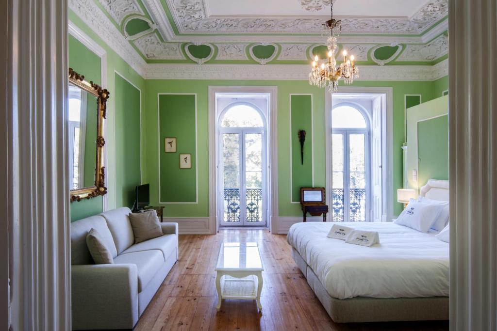 casa do principe lisbona prenotazione on line viamichelin. Black Bedroom Furniture Sets. Home Design Ideas