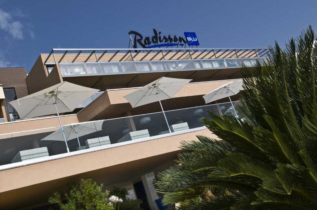 Radisson Blu Resort And Spa Ajaccio