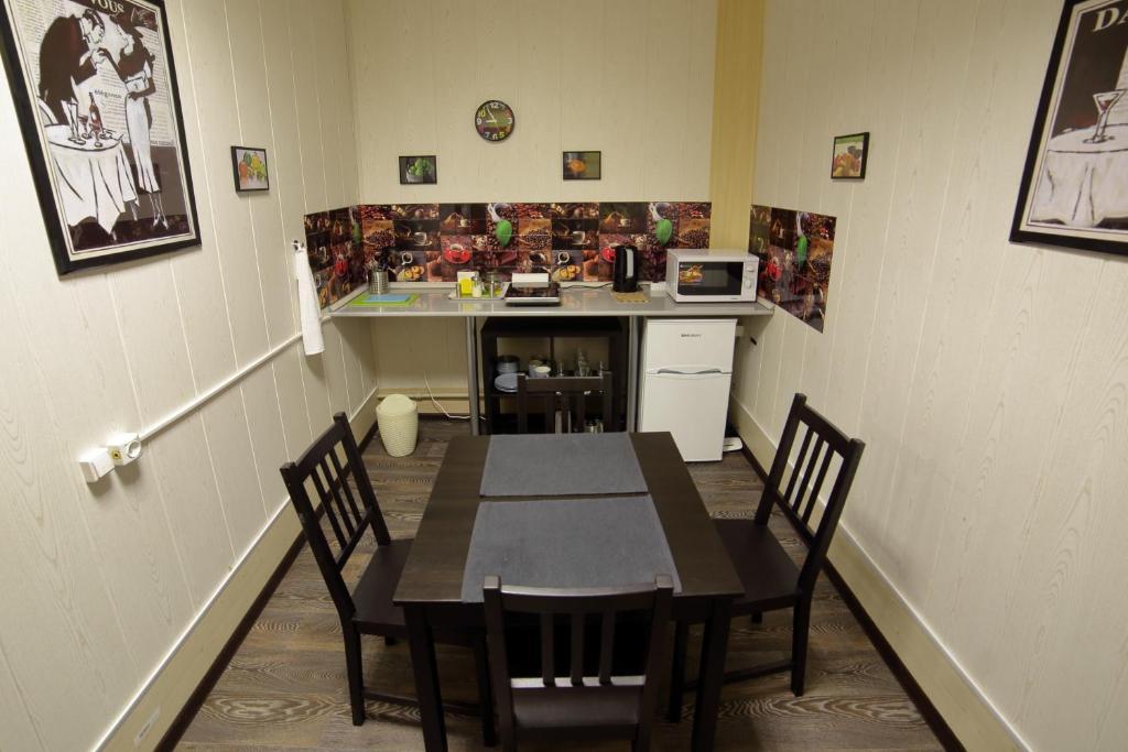 Apartment Komsomolskaya 15