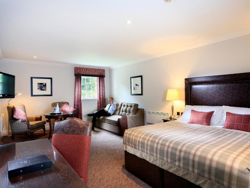 Macdonald Houstoun House Hotel Livingston
