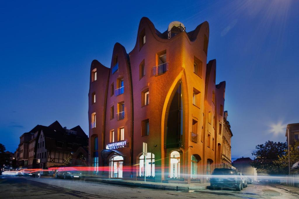 noclegi Gdańsk Hotel Fahrenheit