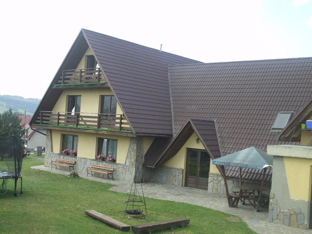 noclegi Czarna Góra Słoneczny Apartament