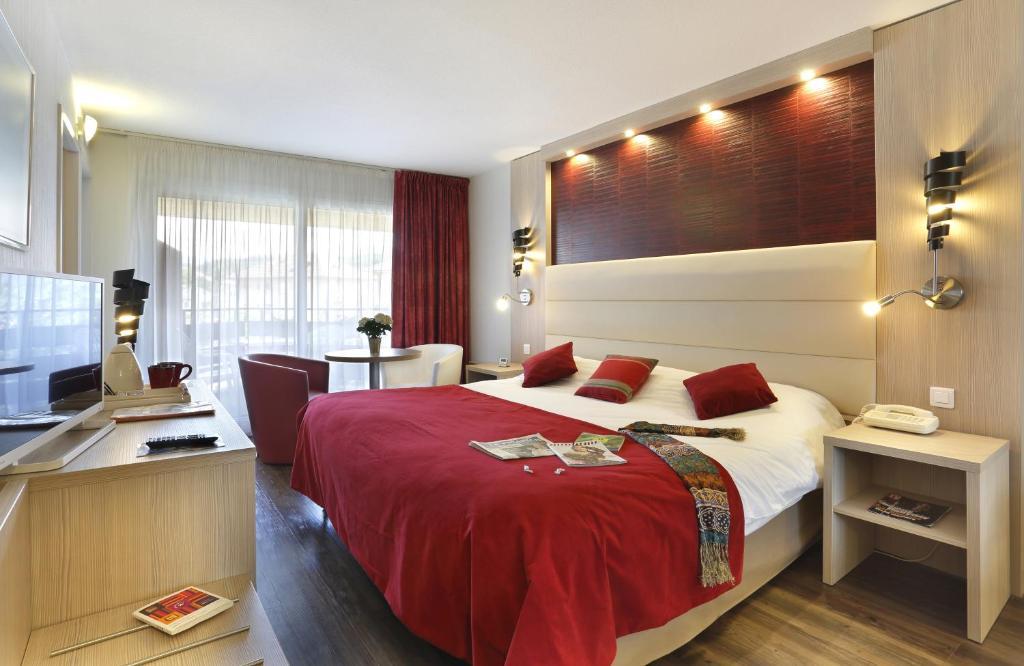 inter hotel thonon les bains l 39 arc en ciel thonon les bains reserve o seu hotel com viamichelin. Black Bedroom Furniture Sets. Home Design Ideas