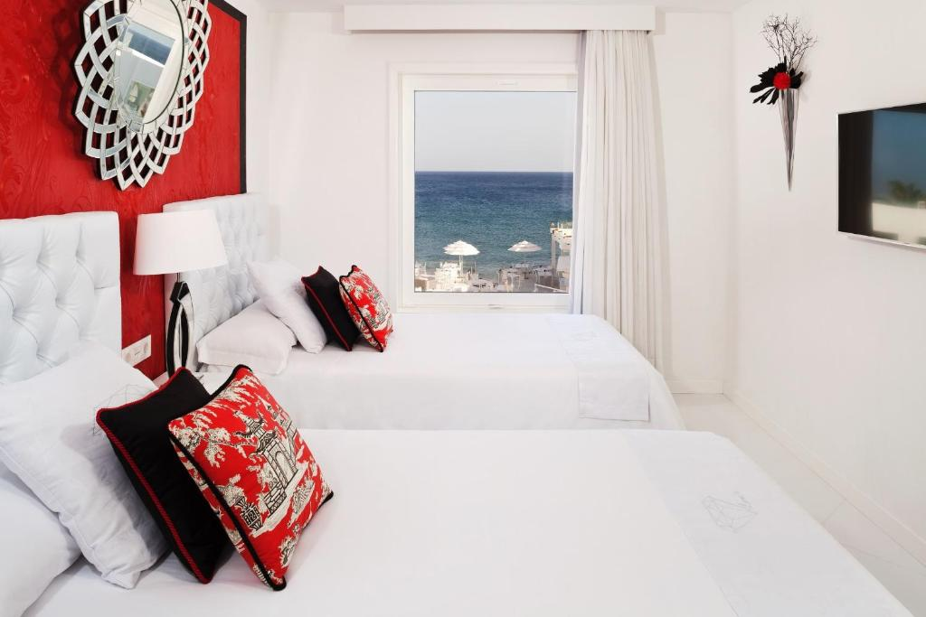1 Bedroom Standard Suite Sea View Lani's Suites de Luxe - Adults Only