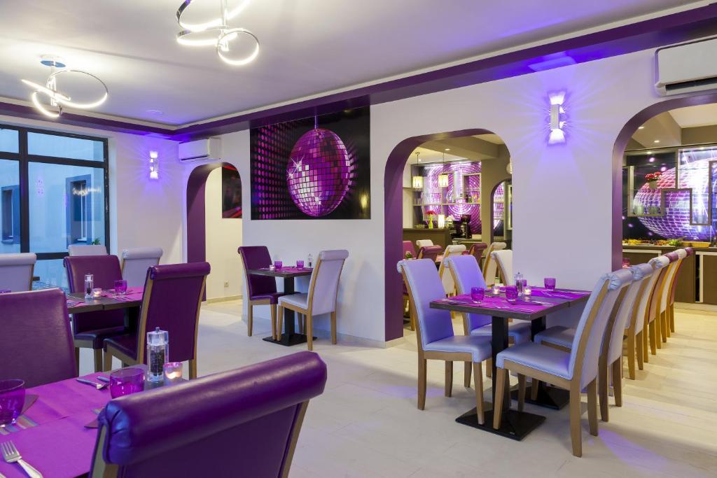Hotel Restaurant Olivet