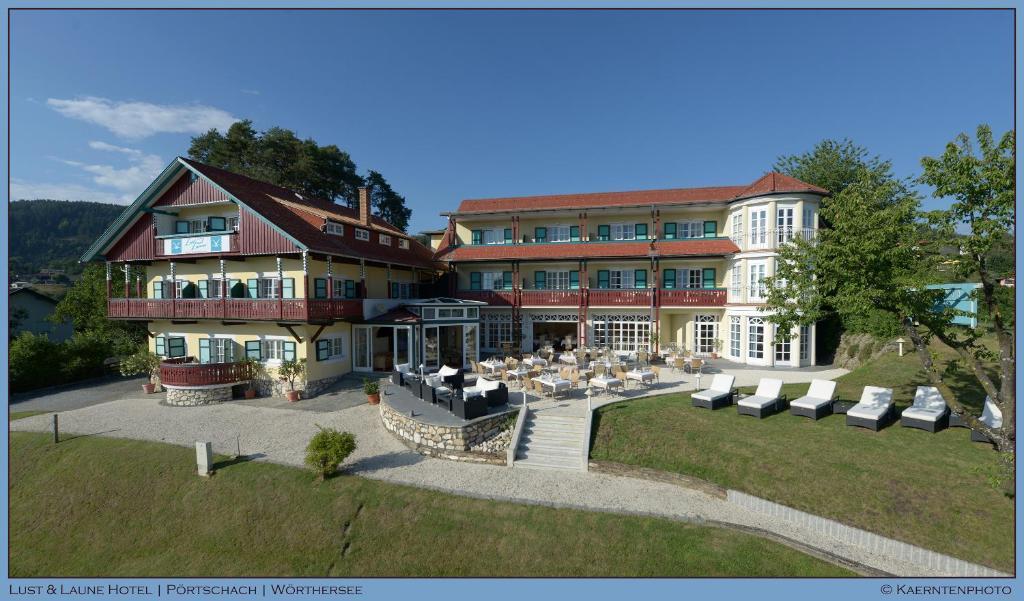 Lust und Laune Hotel am Wörthersee, 9210 Pörtschach am Wörthersee