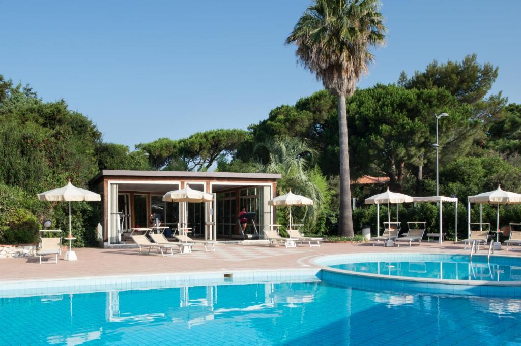 park hotel marinetta bibbona informationen und. Black Bedroom Furniture Sets. Home Design Ideas