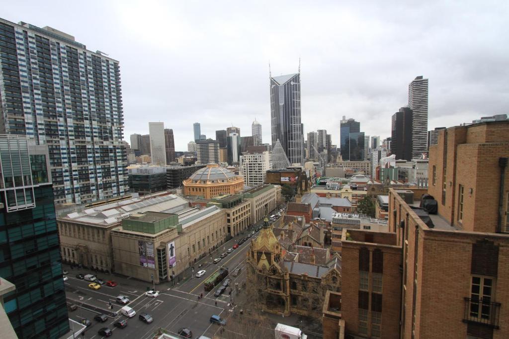 Hotels In La Trobe Street Melbourne