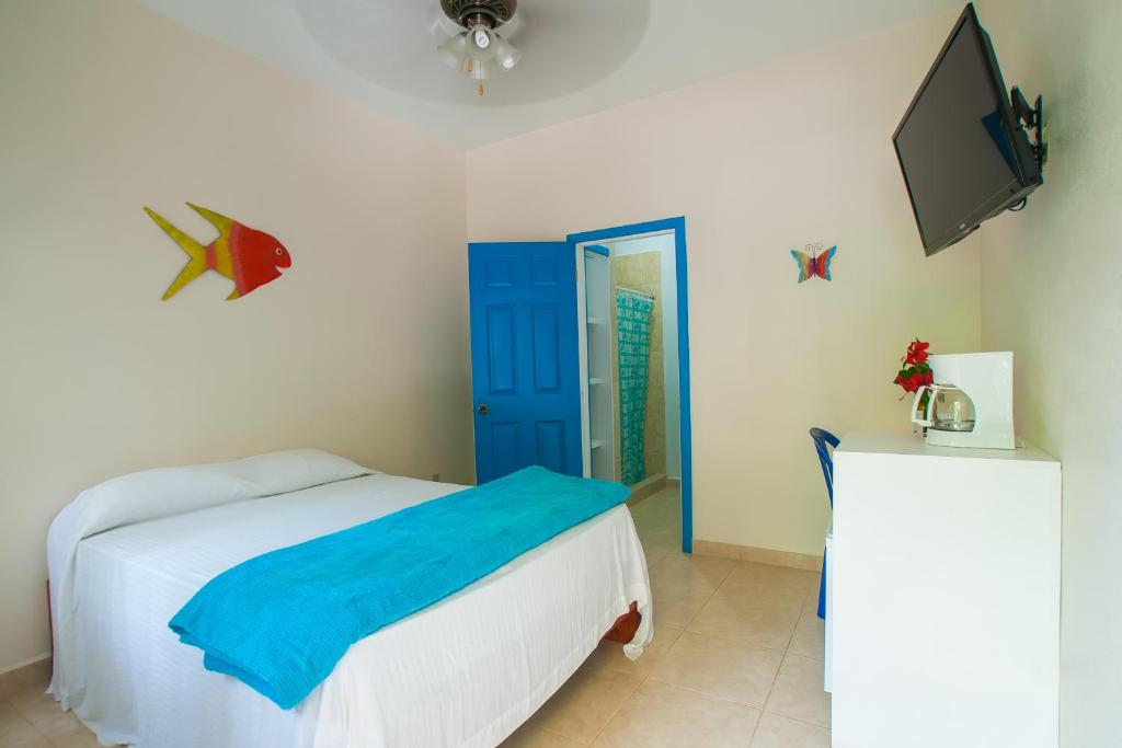 Double Room Blue Waters Hotel and Apartments