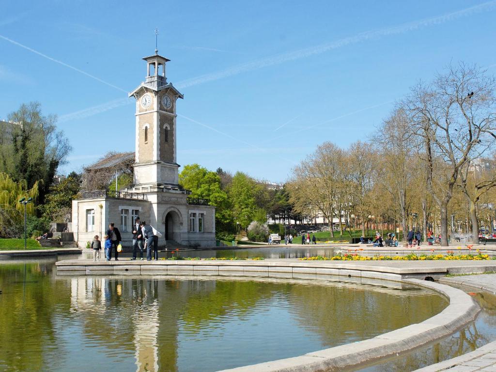 Appart 39 tourisme 2 paris porte de versailles paris book your hotel with viamichelin - Office tourisme portugal paris ...