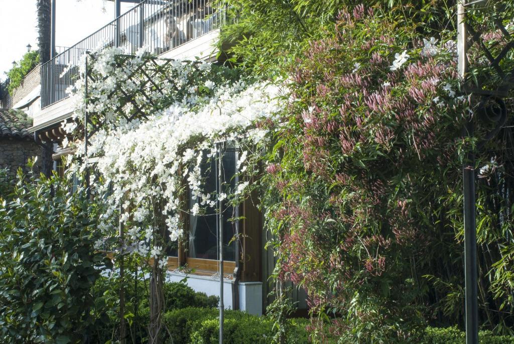 El jard n del convento herv s viamichelin informatie for El jardin online