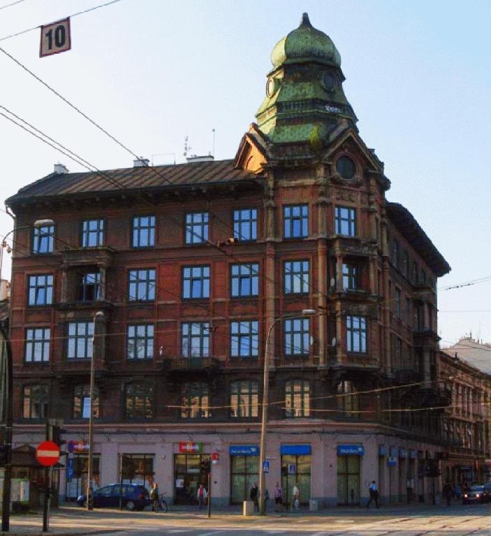 noclegi Kraków Apartamenty Herbarium Stradomska