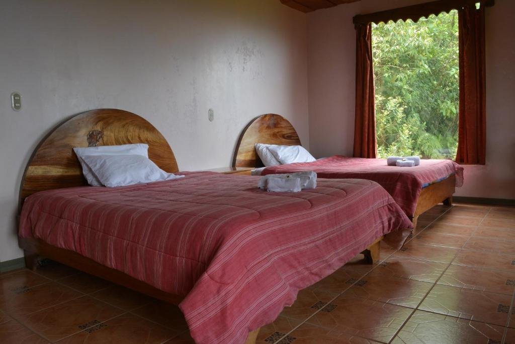 Double Room with Two Double Beds Vistaverde Lodge