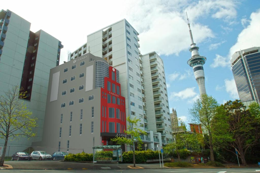 Ramada Suites by Wyndham Auckland - Federal Street