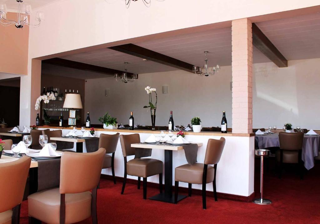 Restaurant La Terrasse St Cecile