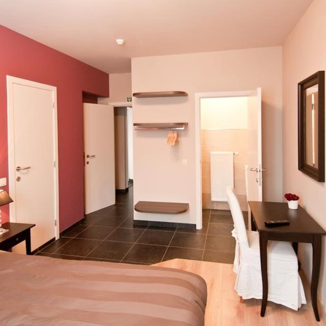 Standard Double Room B&B Innbrugas