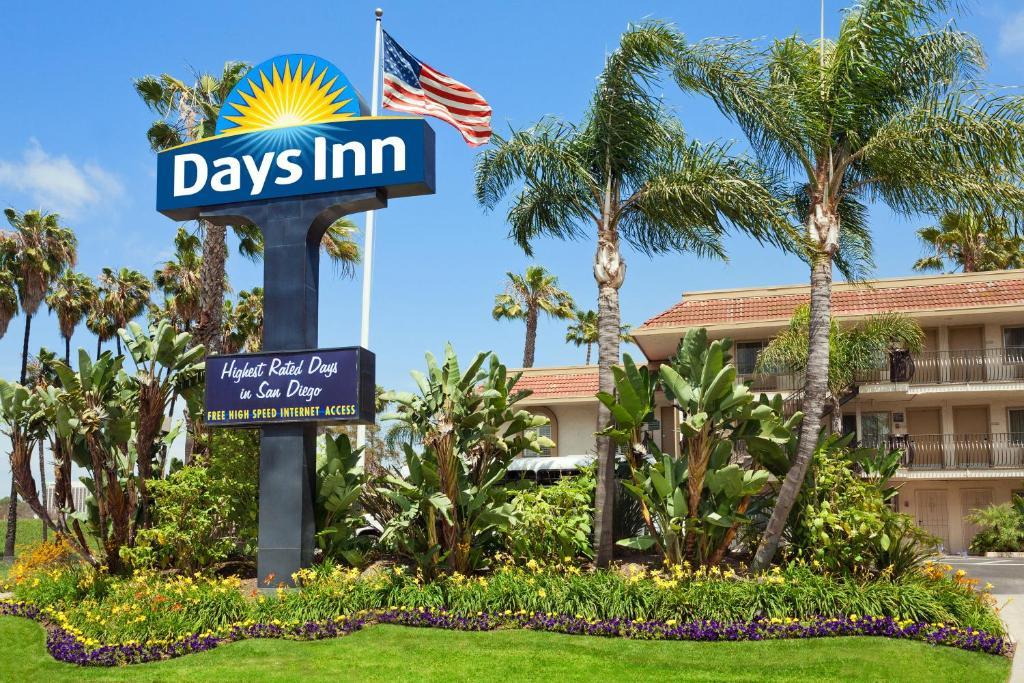 Hotel Days Inn San Diego