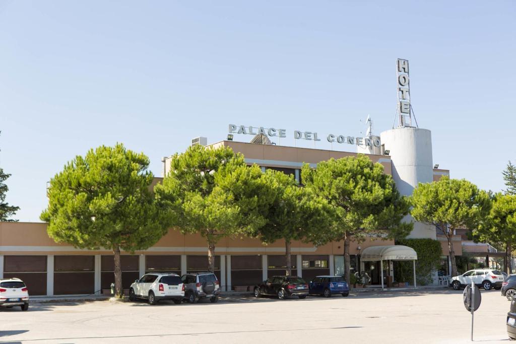 Hotel Palace Del Conero Booking