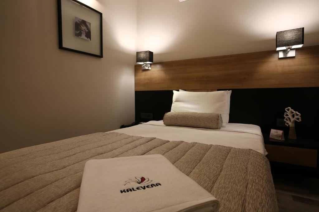 Economy Single Room Kalevera Hotel