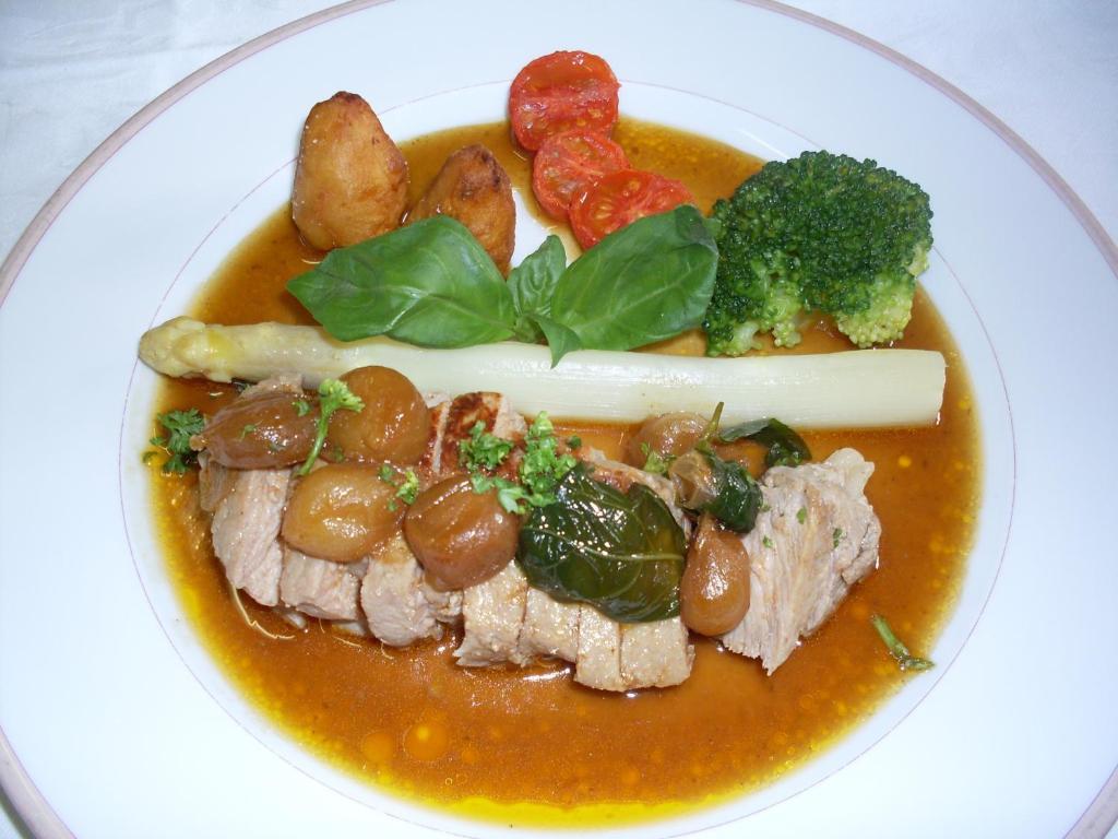 Chateau Du Landel Restaurant