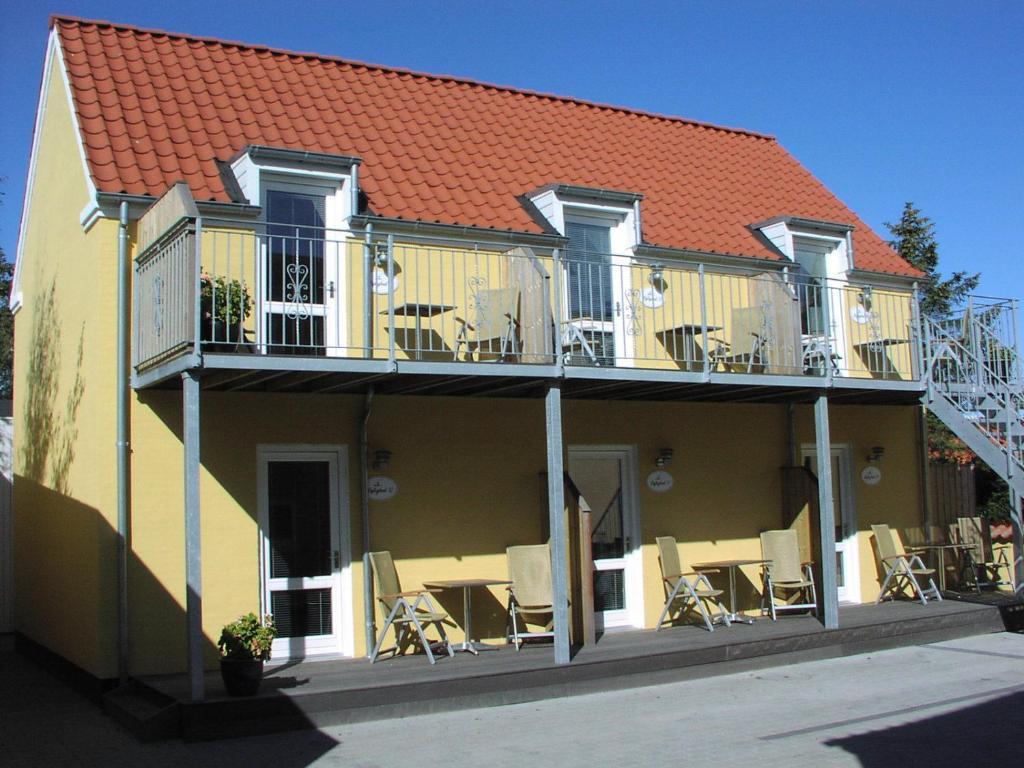 Hotel Strandvejen Apartments 1, 9990 Skagen