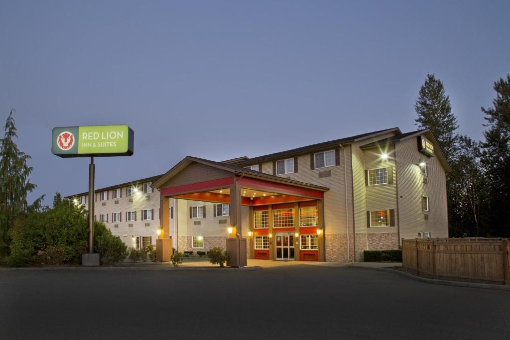 Red Lion Inn & Suites Kent - Seattle Area