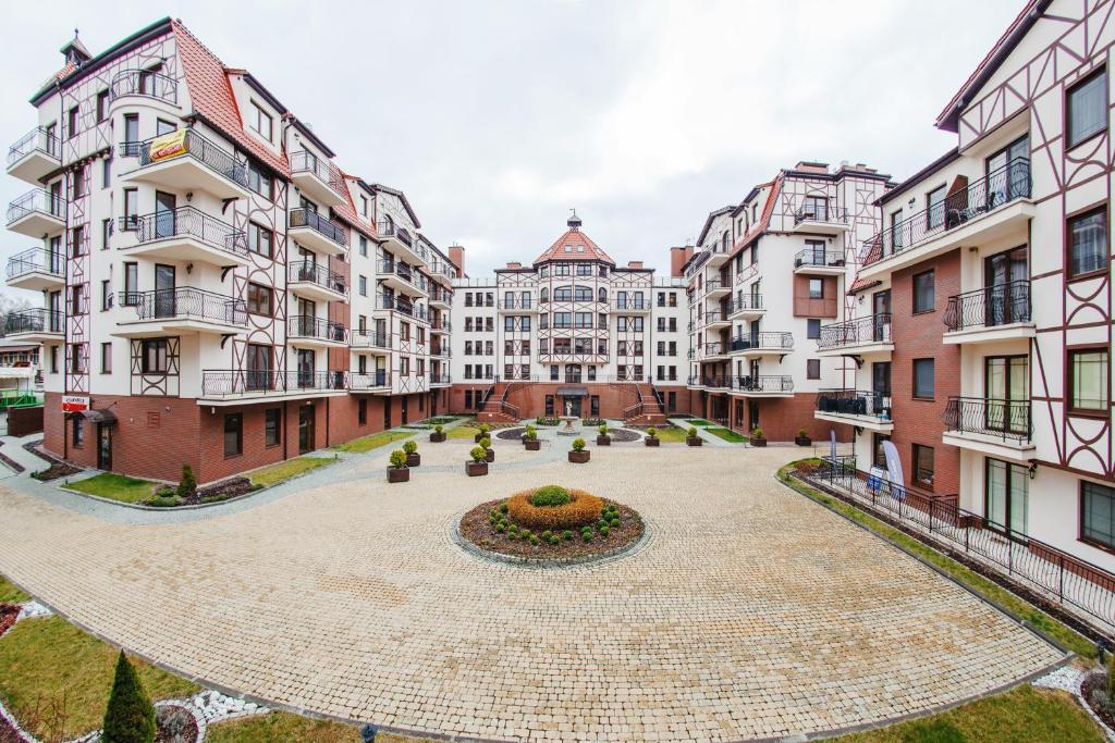 noclegi Krynica Morska Apartamenty Sun & Snow Continental