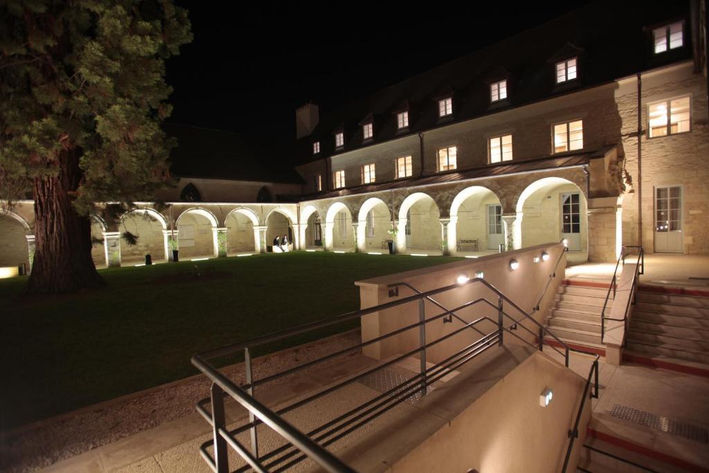Hotels In Dijon France City Centre