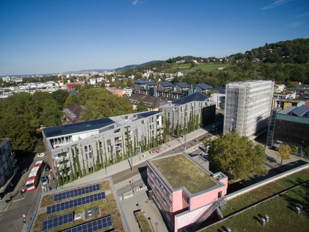 Green City Hotel Vauban Freiburg Im Breisgau
