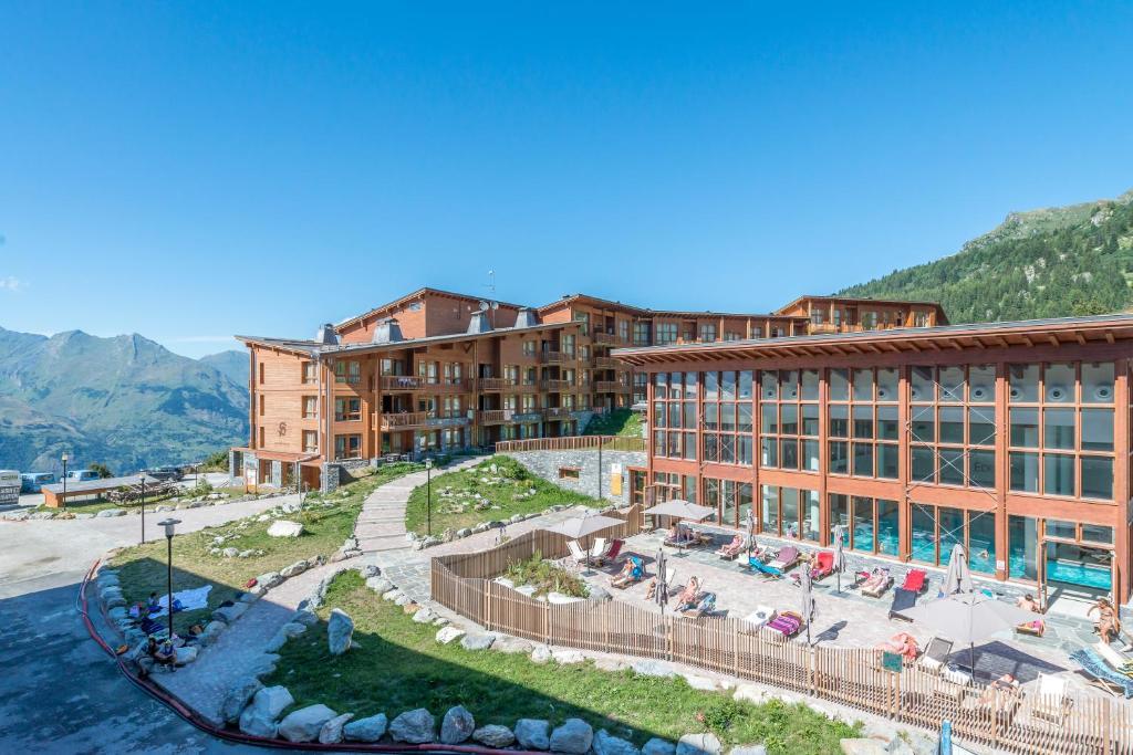 Appart Hotel Suisse