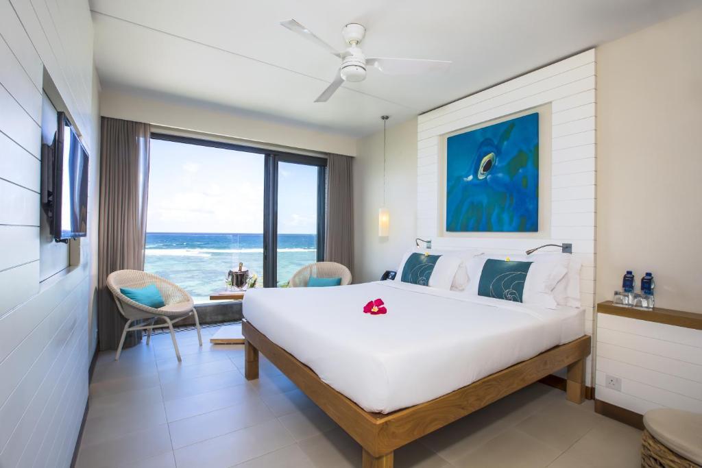 Jalsa Beach Hotel And Spa Poste Lafayette Mauritius