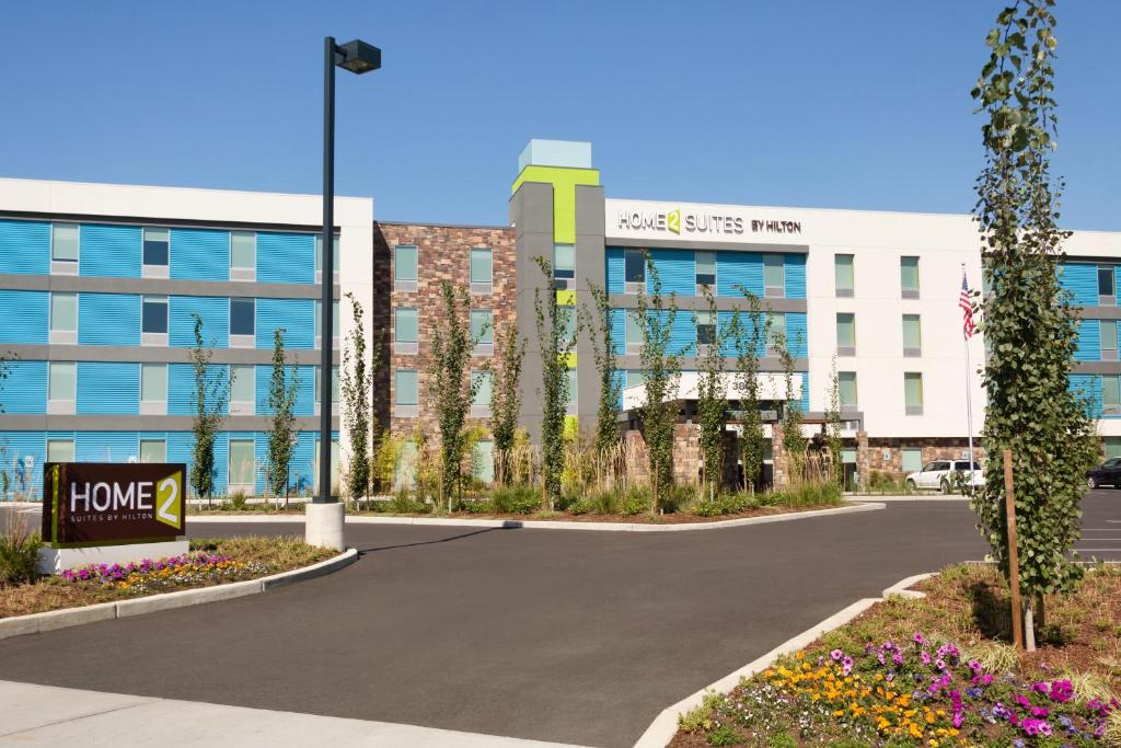 Home2 Suites by Hilton Seattle Airport