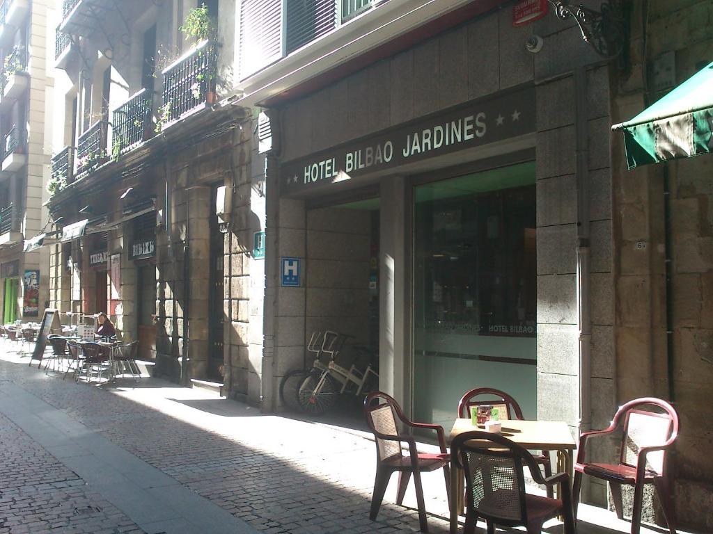 Hotel bilbao jardines bilbao informationen und buchungen online viamichelin - Hotel jardines bilbao ...