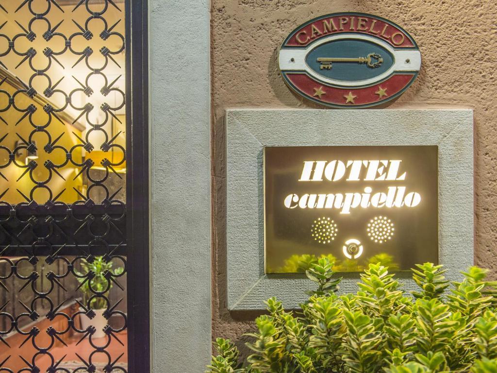 Booking Com Hotel Campiello Venice