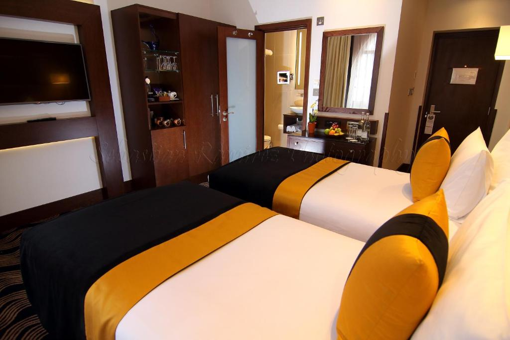 Piccadilly London West End Hotel Spa