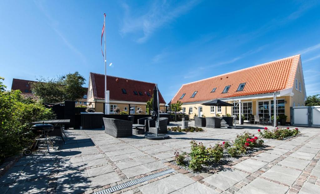 Toftegården Guesthouse - Apartments & Rooms, 9990 Skagen