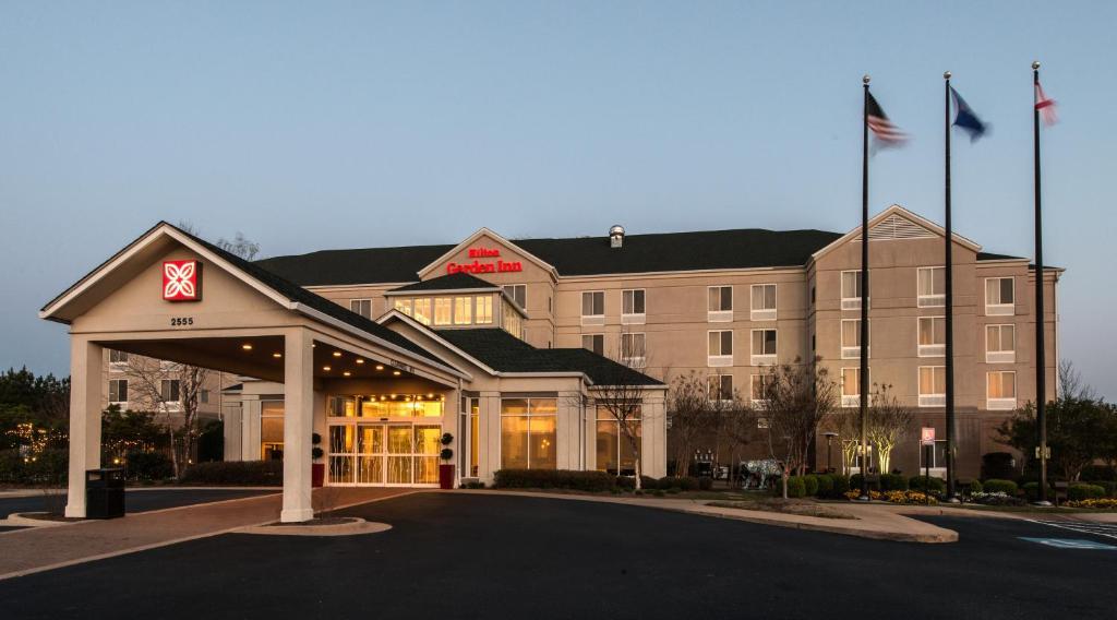 Hilton Garden Inn Auburn Opelika Auburn Reserva Tu Hotel Con Viamichelin