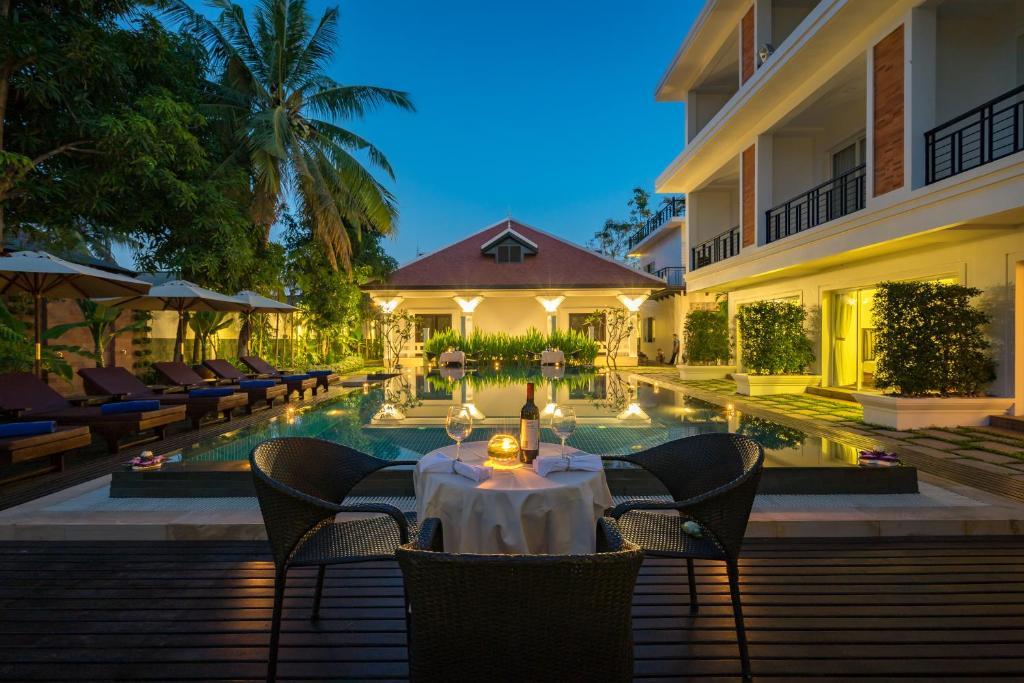 Malenne d'Angkor Residence